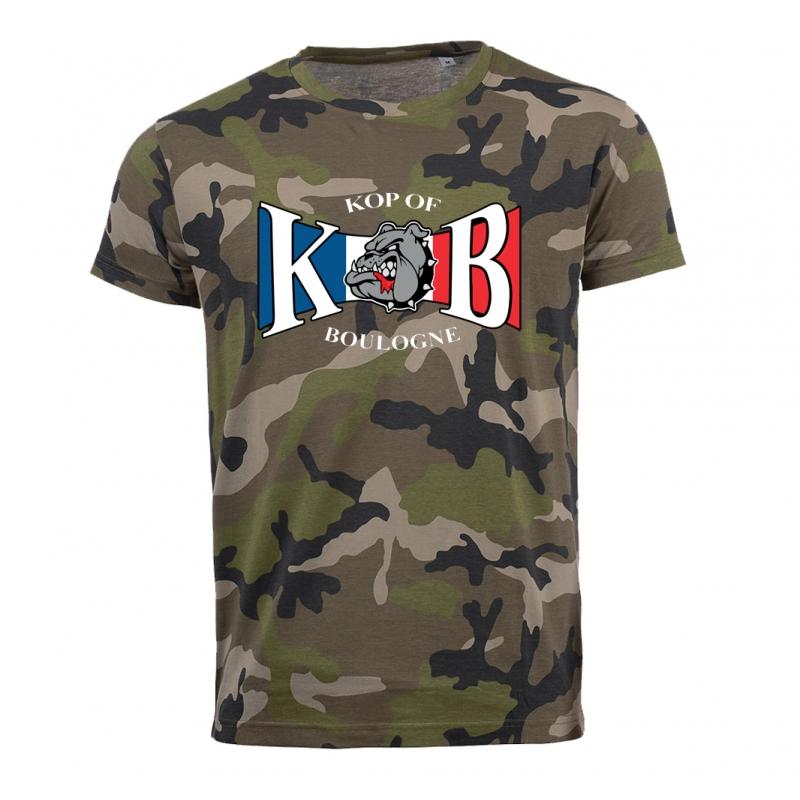 T-Shirt CAMOKOB