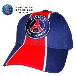 Casquette PSG Tricolore