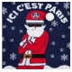 Pull de Noël PSG Officiel