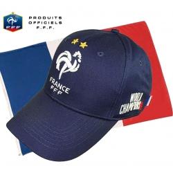 Casquette Officielle PSG Rouge