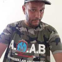 Merci à Pedro pour la photo avec son nouveau t-shirt AMaB 🔴🔵👊 . #psg #paname #Paris #supporters #amab